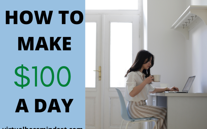 How to make $100 a day: 20 Real ways to Make 100 dollars fast Online